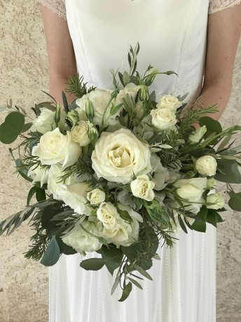 Brides Handtied bouquets