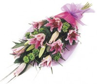 Funeral Bouquet in cello